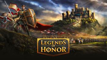 Legends of Honor, das kostenlose Strategie-Browserspiel